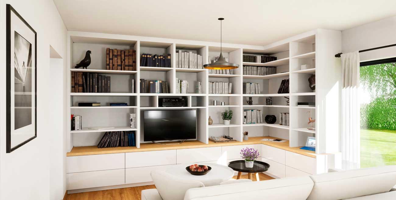 Diseño interiorismo mobiliario medida