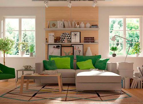 Diseño de interiores en Madrid